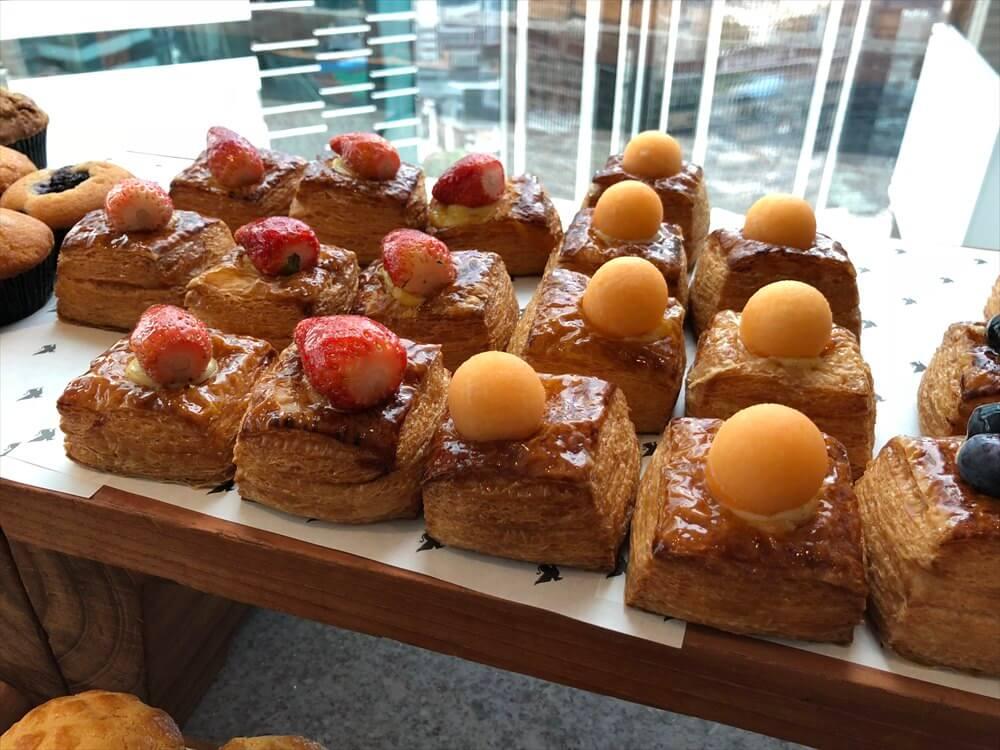 JWマリオットホテル香港の朝食2