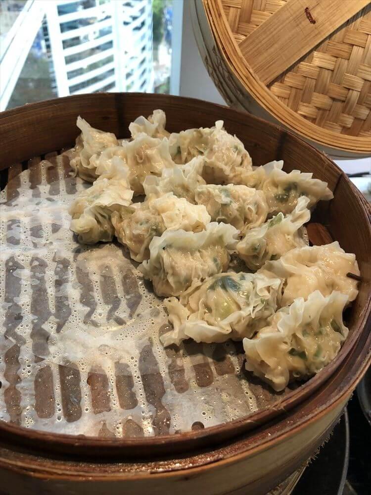 JWマリオットホテル香港の朝食3