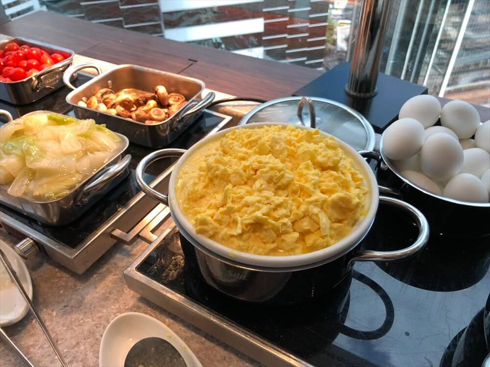 JWマリオットホテル香港の朝食6