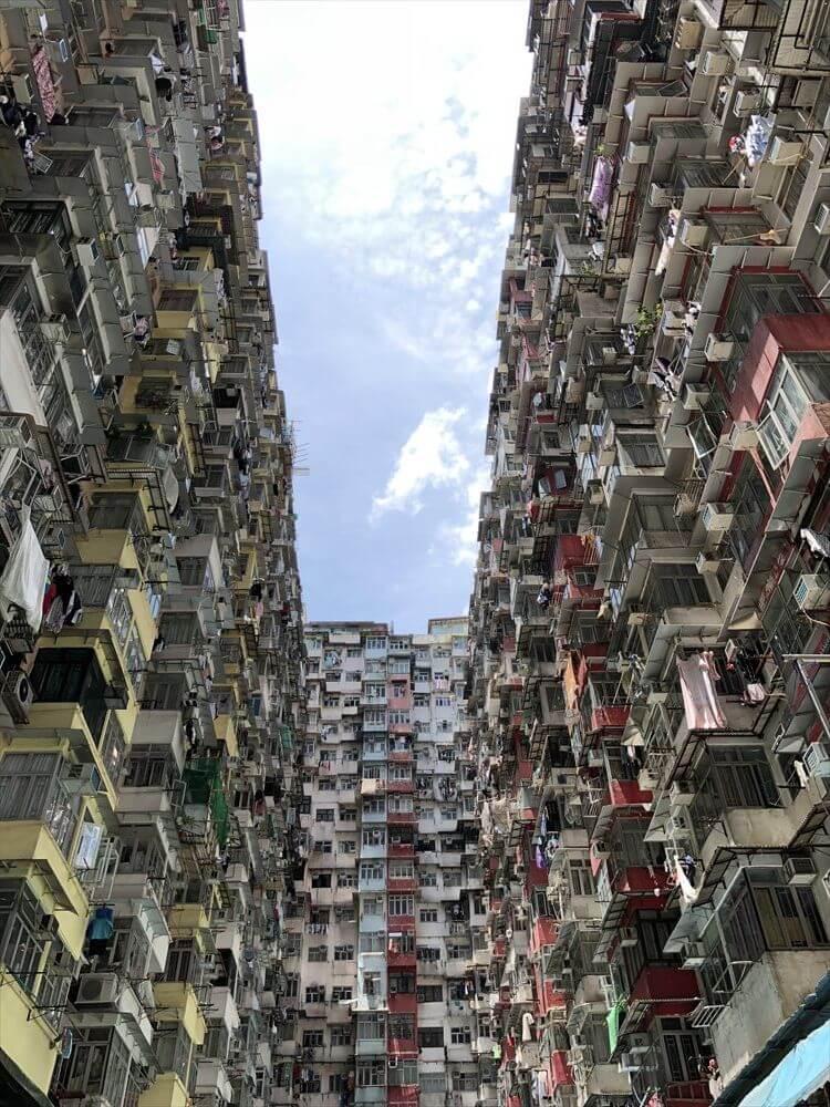 香港島の益昌大厦3