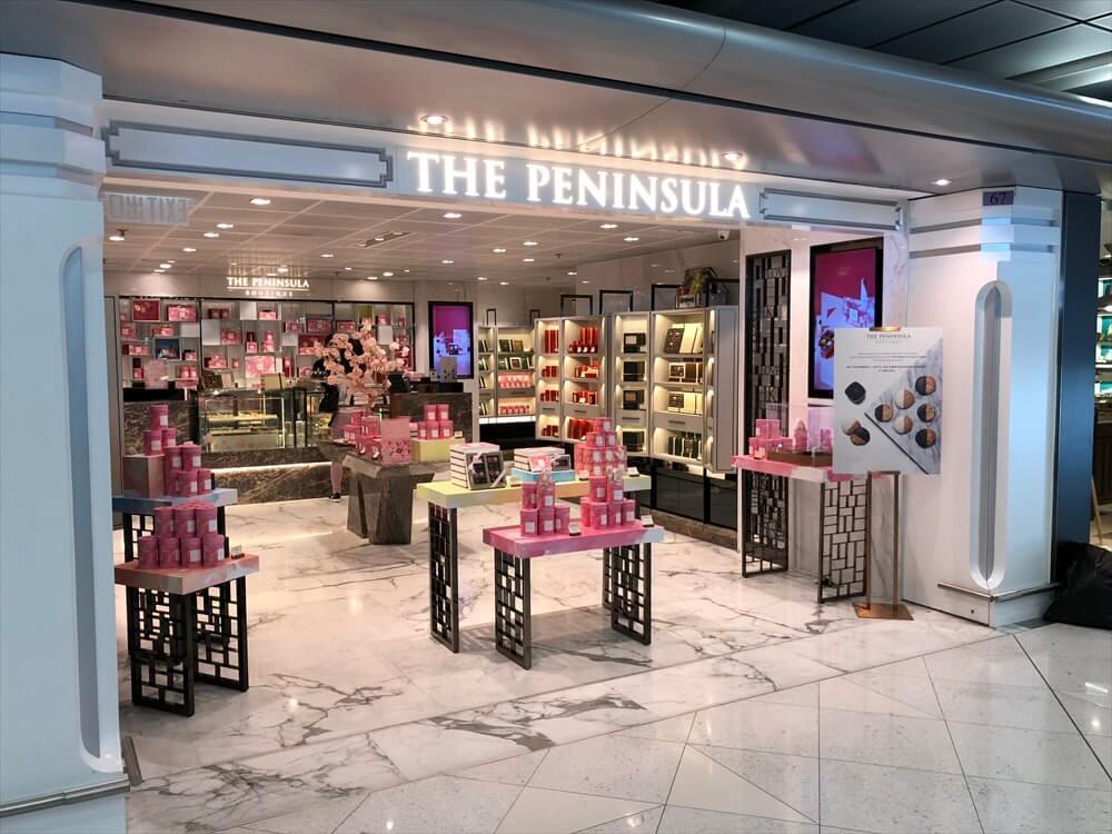 香港国際空港のTHE PENINSULA