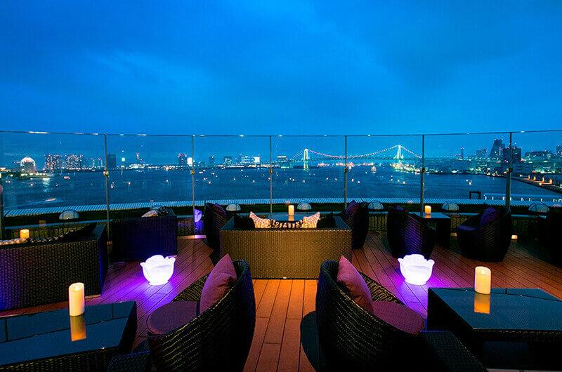 ホテルインターコンチネンタル東京ベイ「マンハッタン」