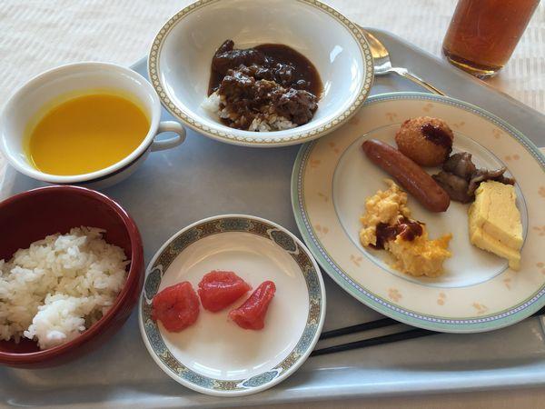 ホテルモントレエーデルホフ札幌朝食画像