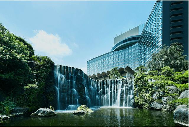 ホテルニューオータニ東京の庭園