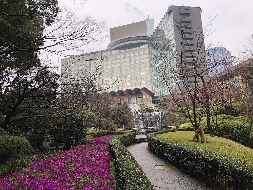 ホテルニューオータニの日本庭園を散策(昼)3