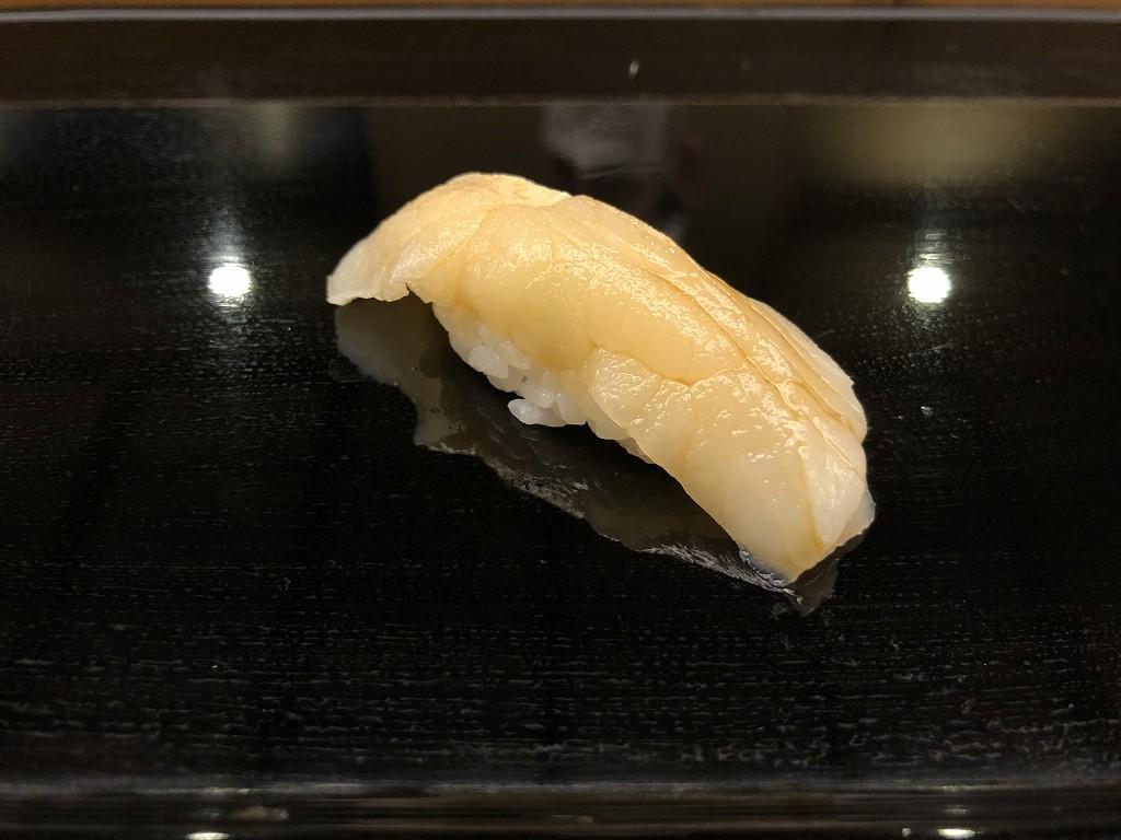 ホテルニューオータニ タワー館「久兵衛」で寿司2