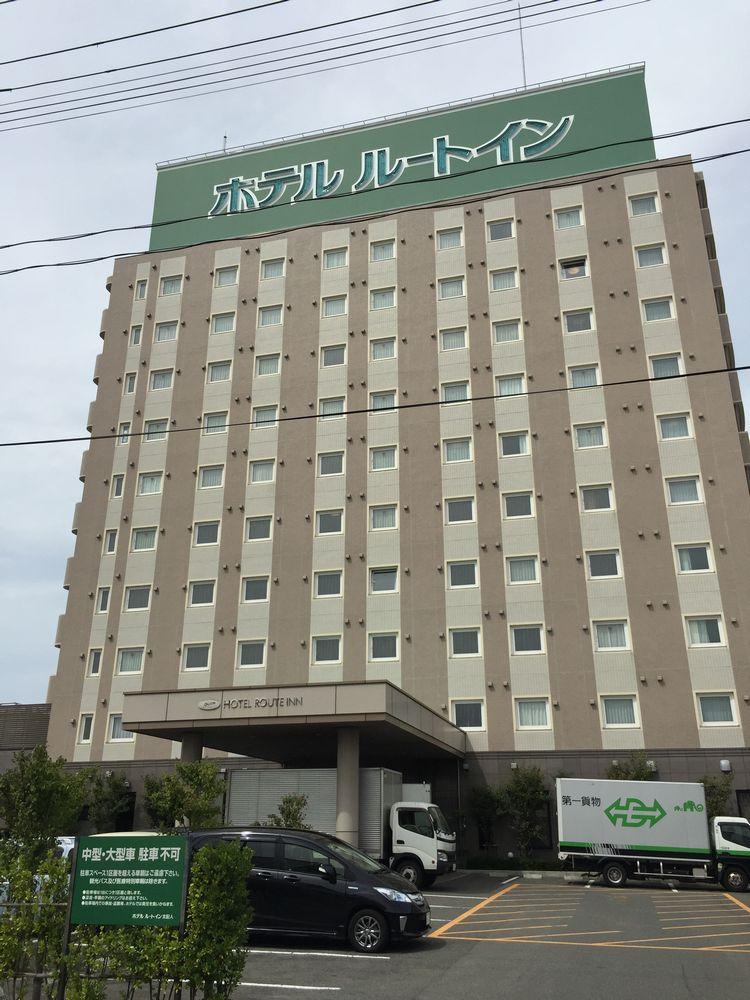 ホテルルートイン鶴岡駅前外観