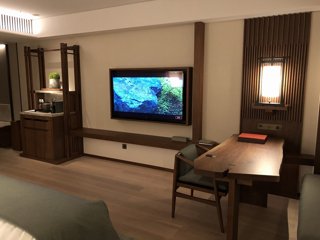 HOTEL THE MITSUI KYOTOのプレミアガーデンビュールームの内観4