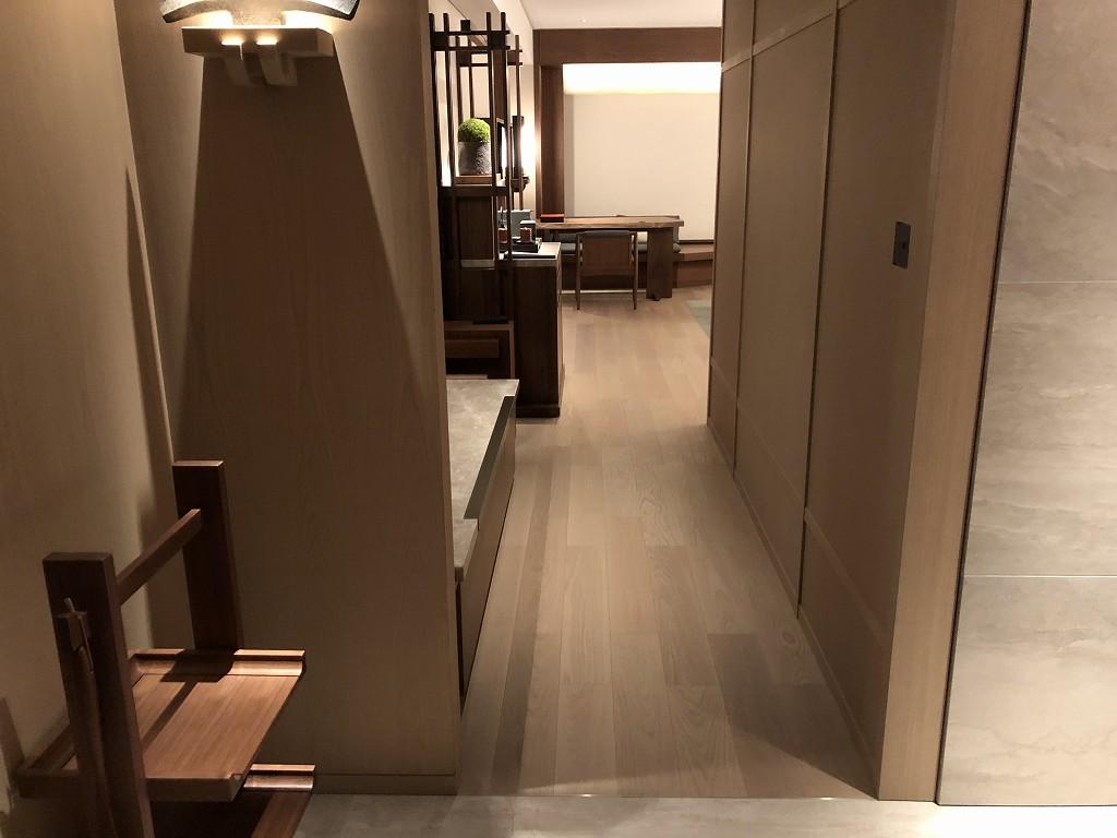 HOTEL THE MITSUI KYOTOのプレミアガーデンビュールームの内観0