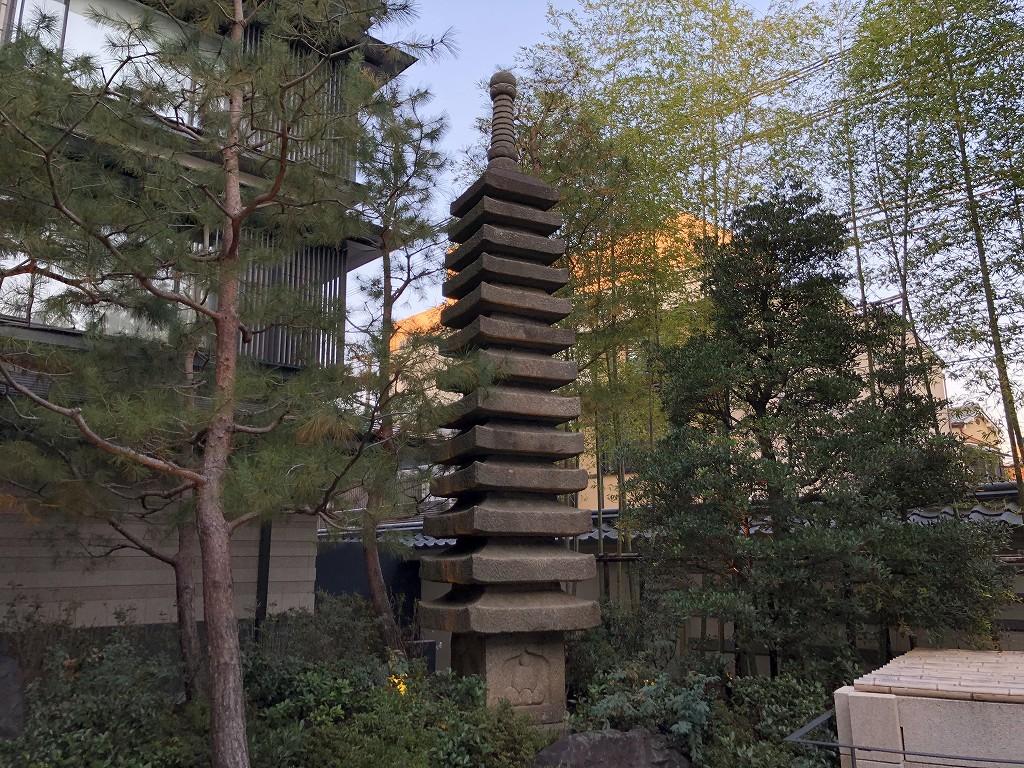 HOTEL THE MITSUI KYOTOの入口2