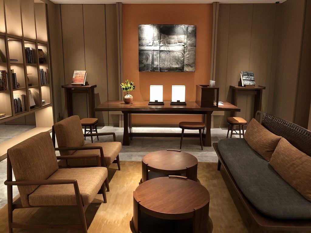 HOTEL THE MITSUI KYOTOのライブラリー1