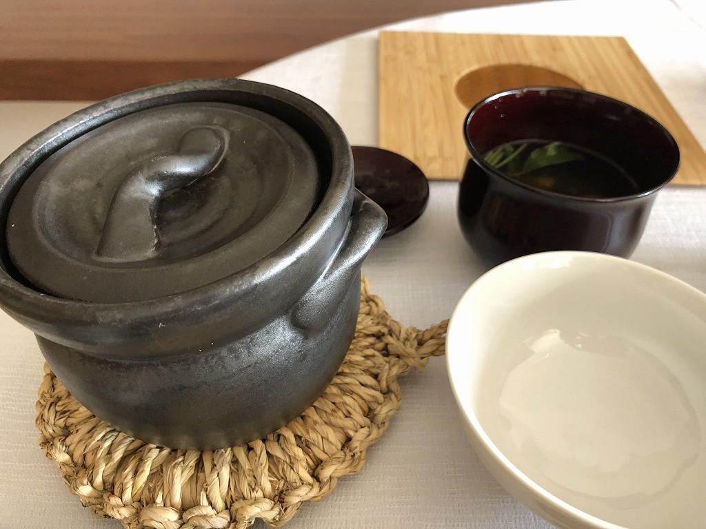 HOTEL THE MITSUI KYOTOのインルームダイニングで朝食(和食)4