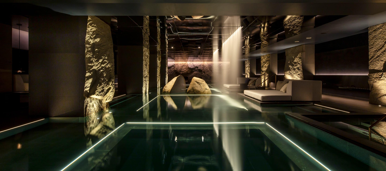 HOTEL THE MITSUI KYOTOのサーマルスプリングの全景1
