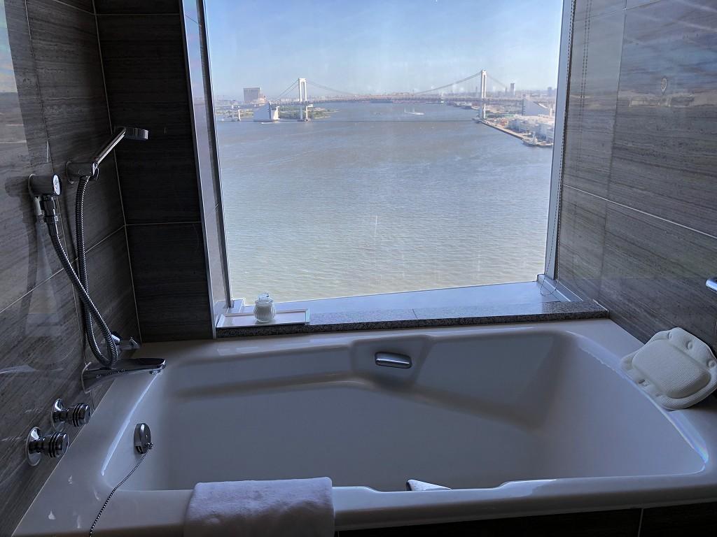 ホテルインターコンチネンタル東京ベイのベイビュールーム(プレミアムルーム)5