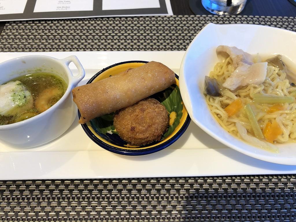 ホテルインターコンチネンタル東京ベイのクラブラウンジのメイン