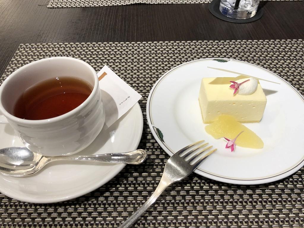 ホテルインターコンチネンタル東京ベイのクラブラウンジのデザート