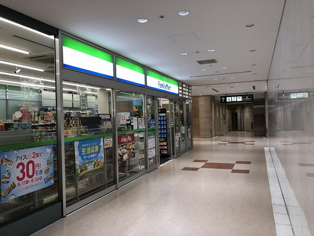 ホテルインターコンチネンタル東京ベイ近くを散歩3