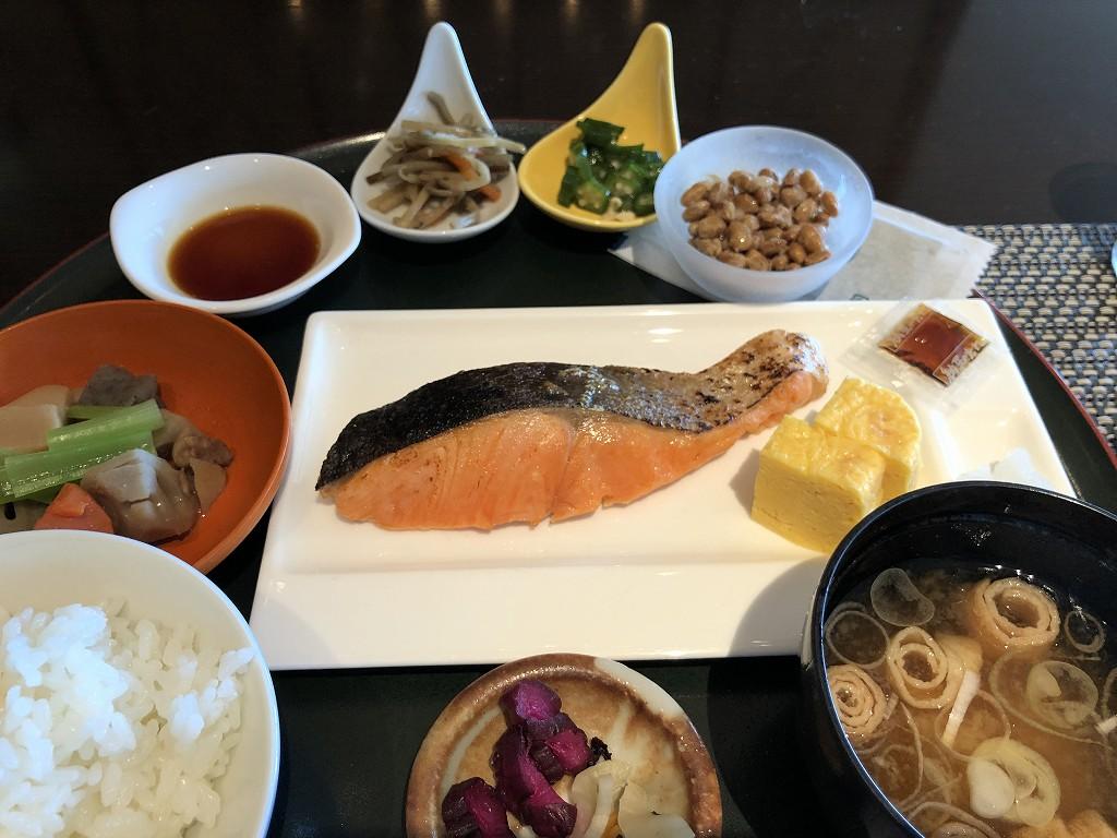 ホテルインターコンチネンタル東京ベイの「シェフズ・ライブ・キッチン」の朝食