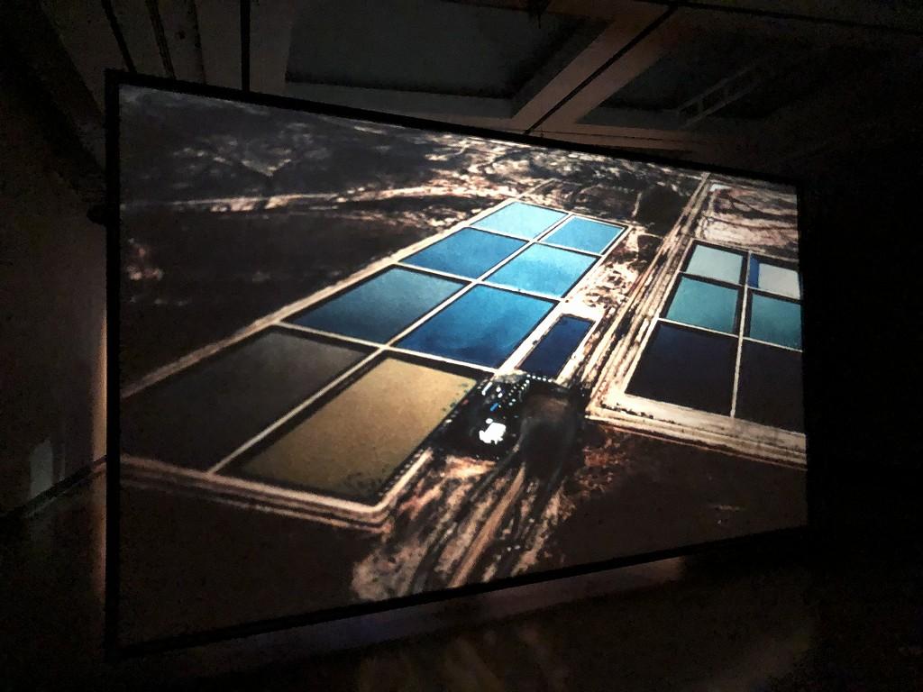横浜トリエンナーレのローザ・バルバ「地球に身を傾ける」2