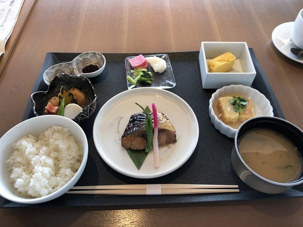 インターコンチネンタル横浜Pier8で和朝食1