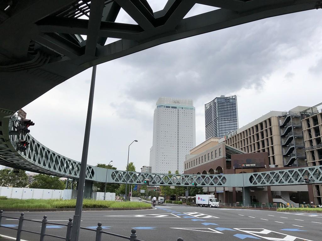 インターコンチネンタル横浜Pier8から日本郵船歴史博物館へ1