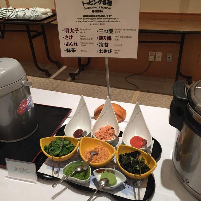 絶景の宿 犬吠埼ホテルの朝食バイキング(トッピング)