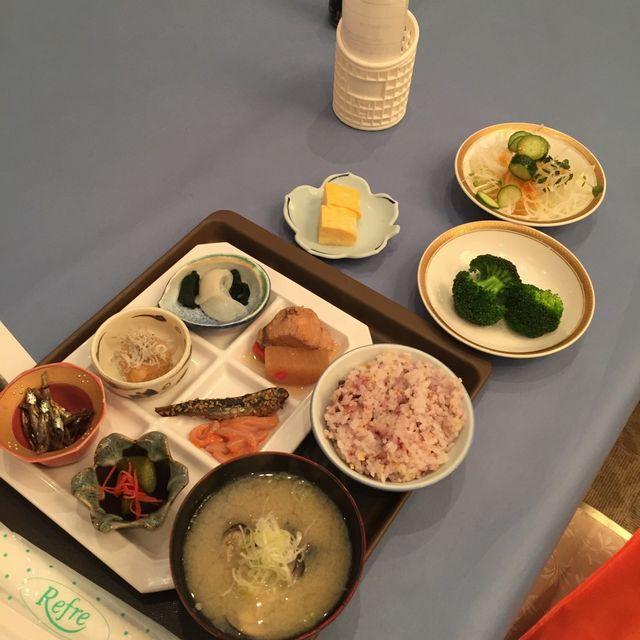 絶景の宿 犬吠埼ホテルの朝食