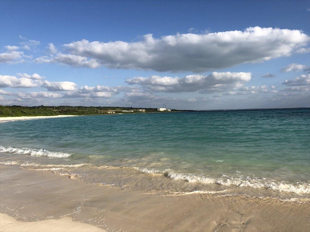 宮古島の渡口の浜2