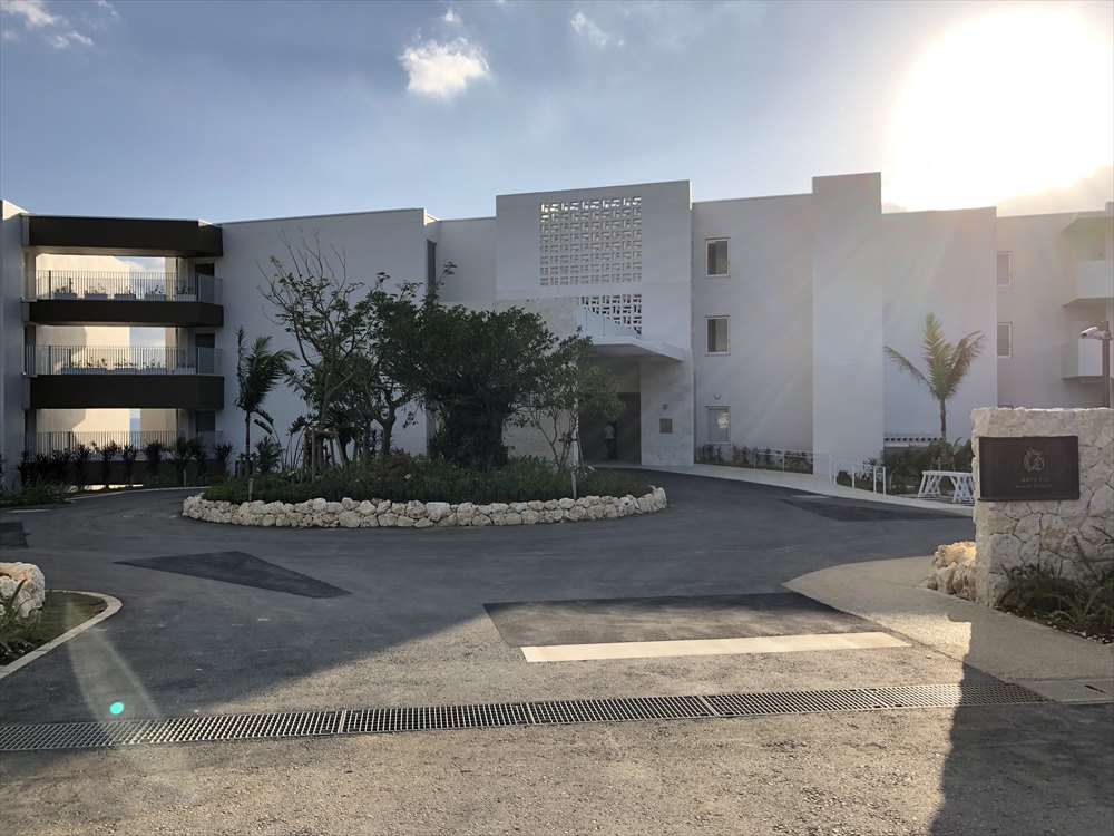 イラフSUIラグジュアリーコレクションホテル沖縄宮古の外観2