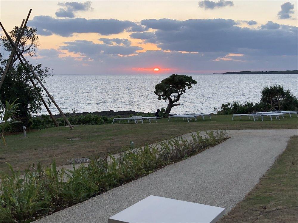 イラフSUIラグジュアリーコレクションホテル沖縄宮古のシャンパンディライト(1日目)4