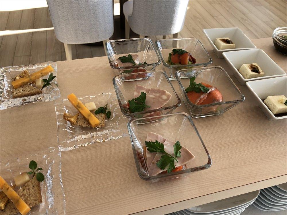 イラフSUIラグジュアリーコレクションホテル沖縄宮古の朝食ビュッフェ3