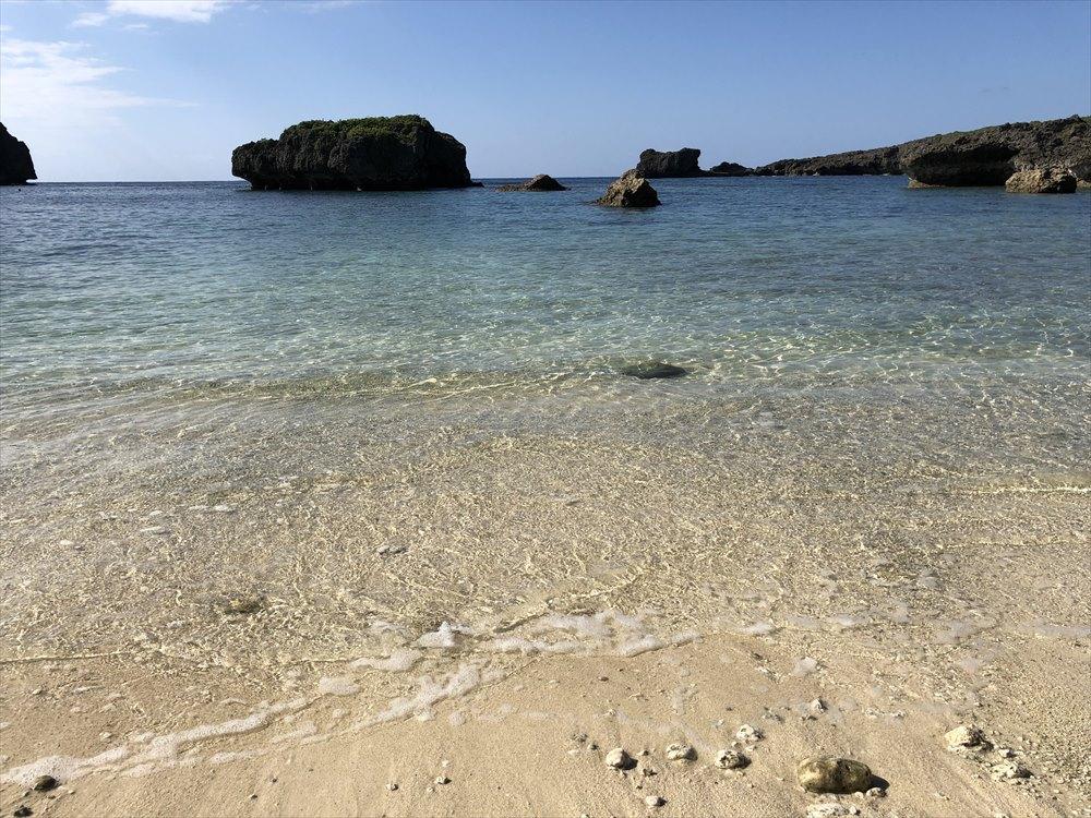 中の島ビーチ3