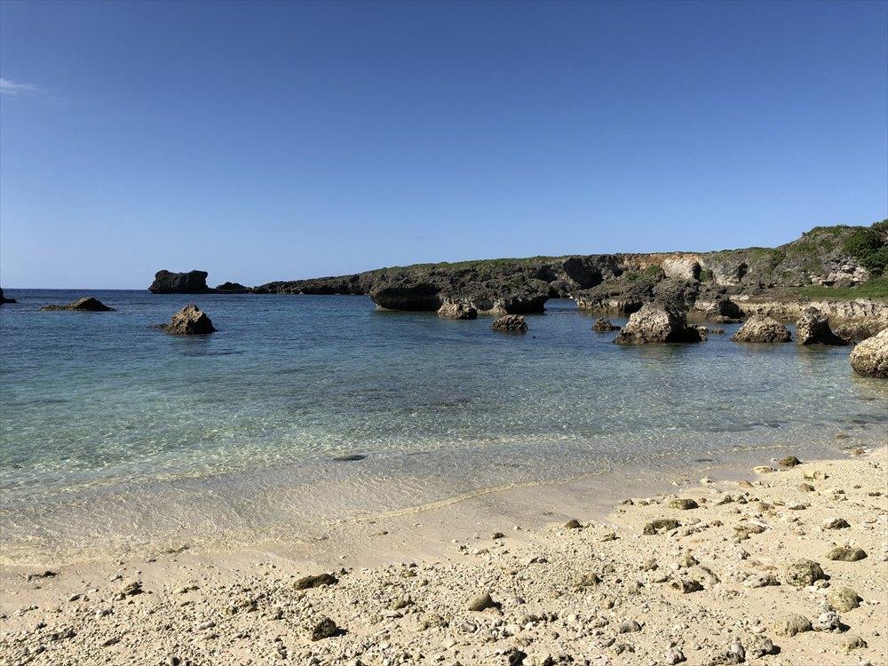 中の島ビーチ4