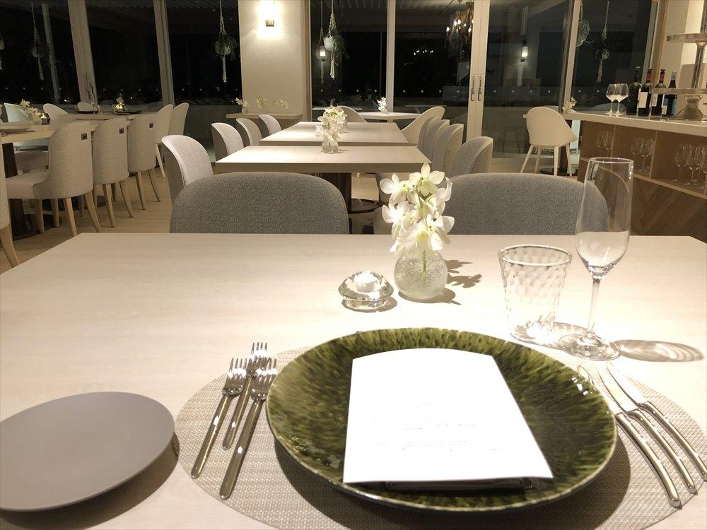 イラフSUIラグジュアリーコレクションホテル沖縄宮古のTIN'IN(2日目)