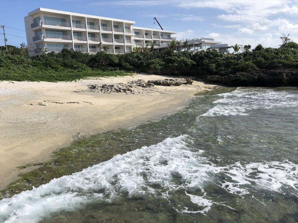 イラフSUIラグジュアリーコレクションホテル沖縄宮古近くの釣りスポット6