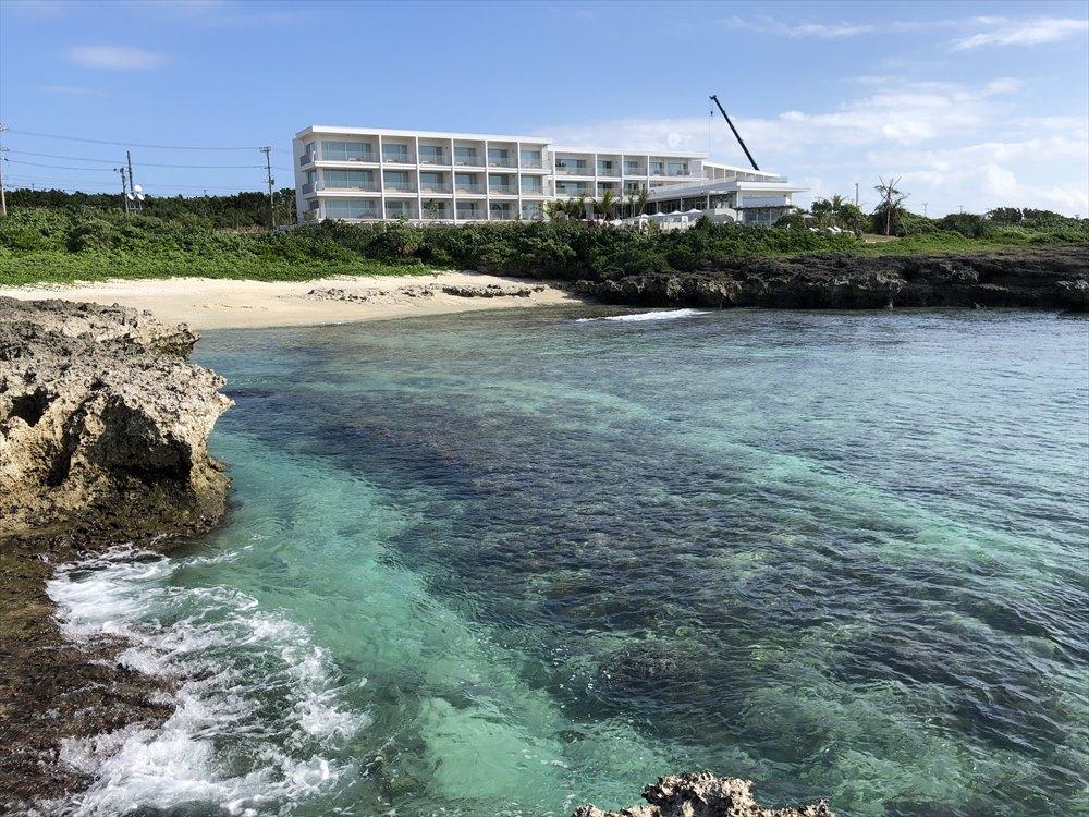 イラフSUIラグジュアリーコレクションホテル沖縄宮古近くの釣りスポット5
