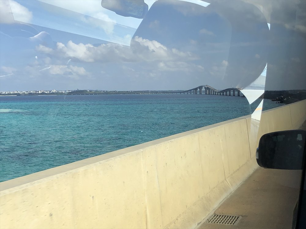 伊良部大橋からの眺め1