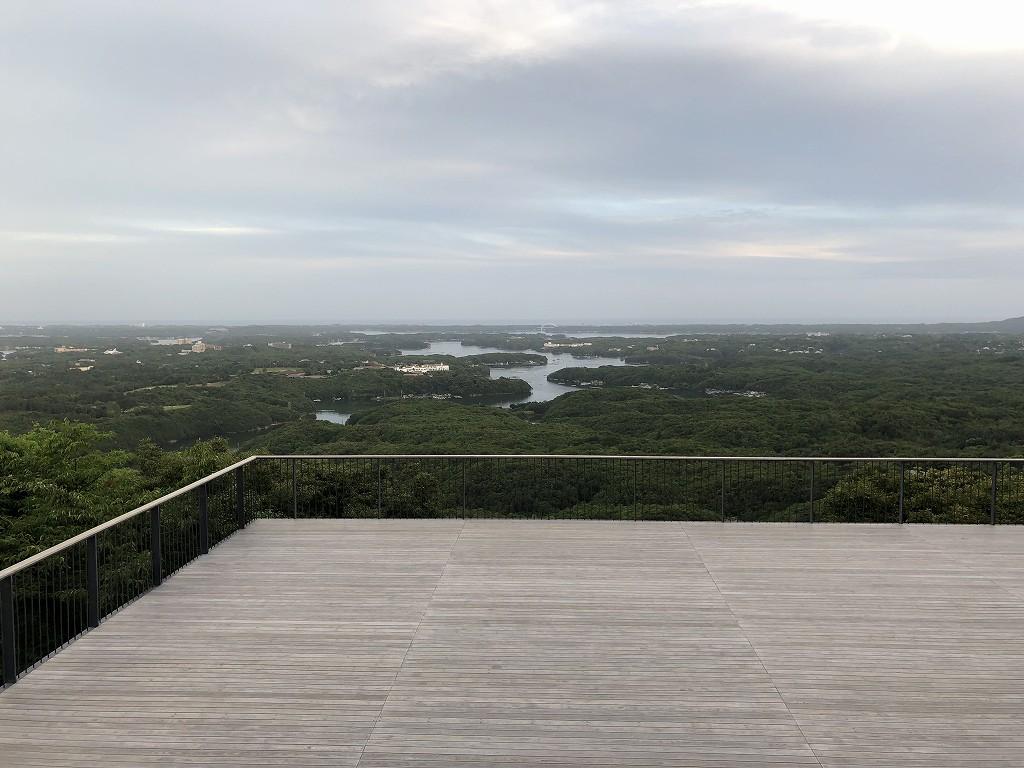 横山展望台(曇天)からの英虞湾2
