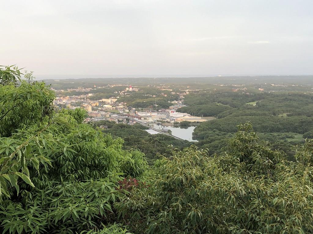 横山展望台(曇天)からの英虞湾3
