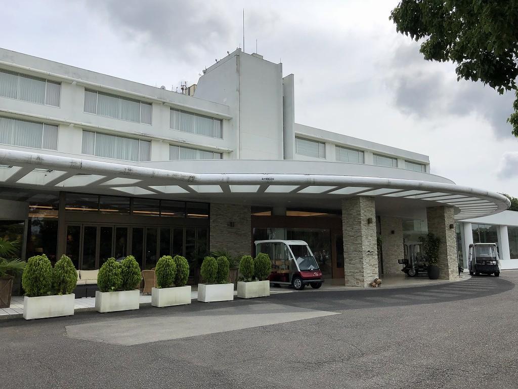 ネムホテルの外観