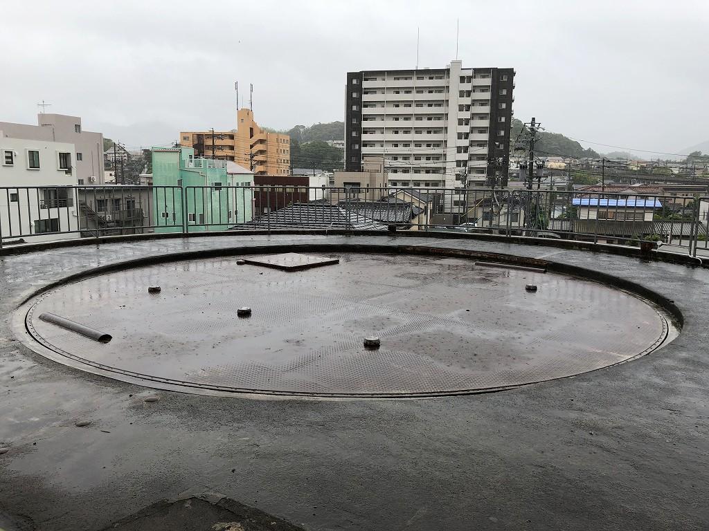 近鉄宇治山田駅の転車台2