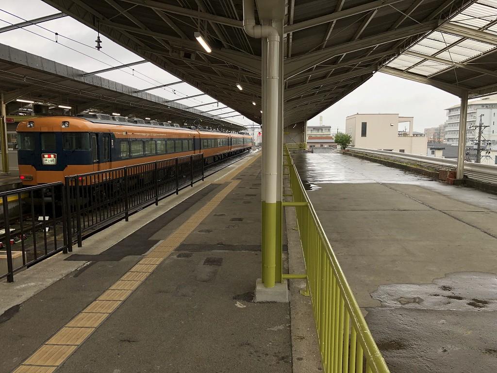 近鉄宇治山田駅の転車台4