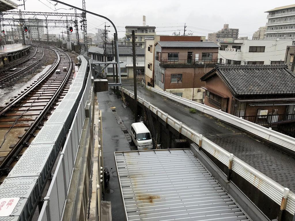 近鉄宇治山田駅の転車台3
