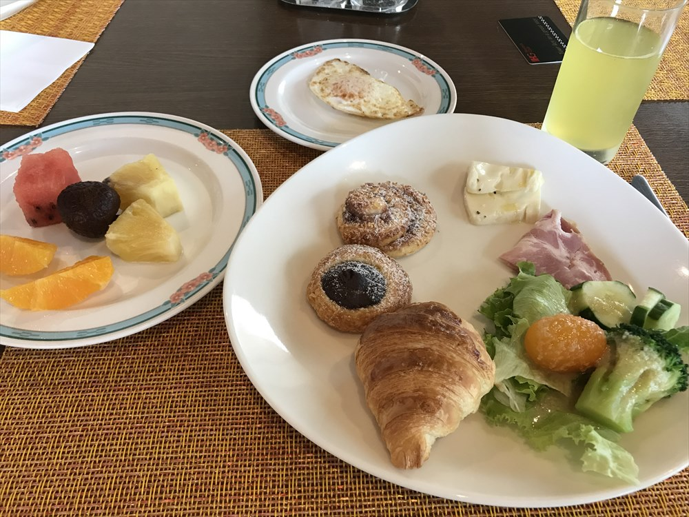 ANAインターコンチネンタル石垣リゾートの朝食1
