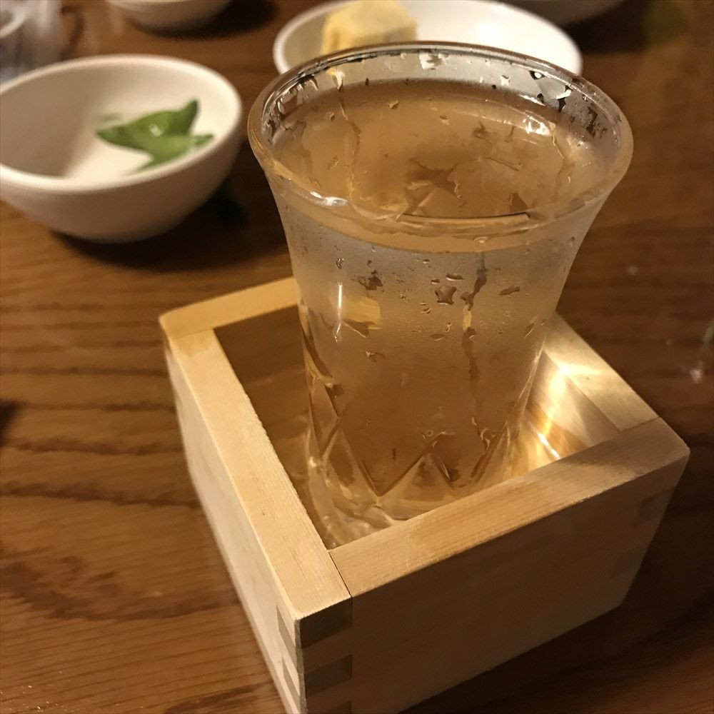 まぐろ専門居酒屋 ひとし本店の久保田(千寿)