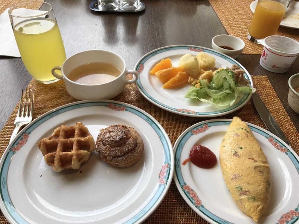 ANAインターコンチネンタル石垣リゾートの朝食2