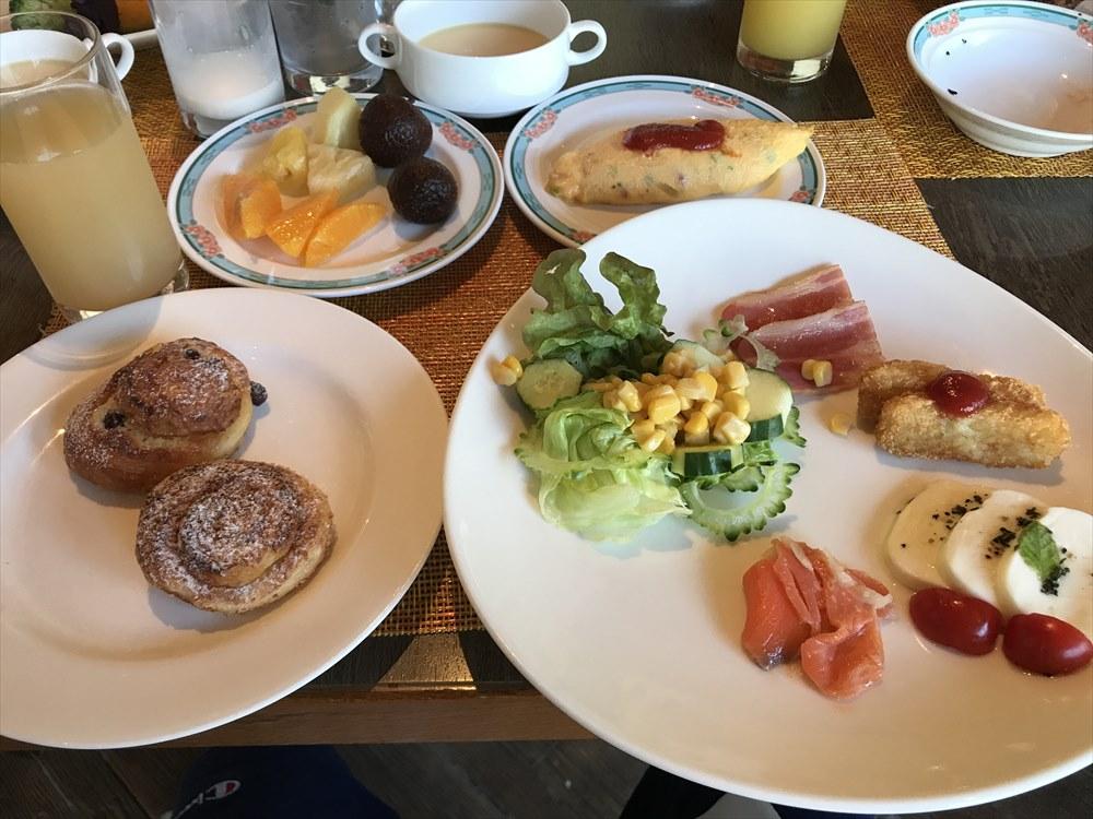 ANAインターコンチネンタル石垣リゾートの朝食3