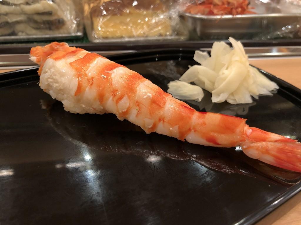 磐田の寿司好の穴子