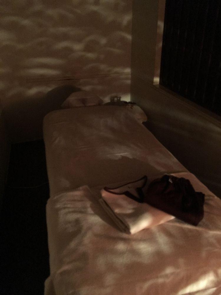 癒家KUNIの施術室