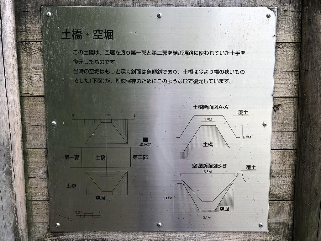 深大寺の土橋2